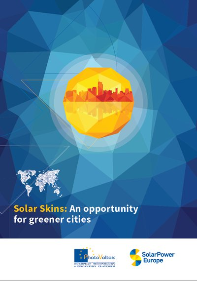 Solar Skins an opportunity for greener cities